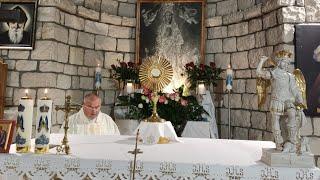 Nabożeństwo Różańcowe,godz.20.15-Santo Rosario-Florencja 1.10.2021
