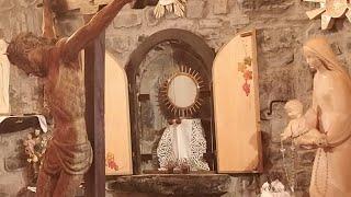 Adorazione Eucaristica notturna in diretta alle ore 24.00-Italia 03.10.2021