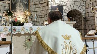 Nabożeństwo Różańcowe,godz.20.15-Santo Rosario-Florencja 04.10.2021
