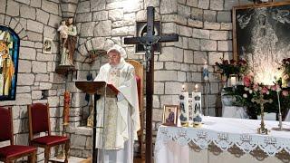 Transmisja Mszy Świętej,godz. 19.30-Najświętszej Maryi Panny Różańcowej-Florencja 07.10.2021