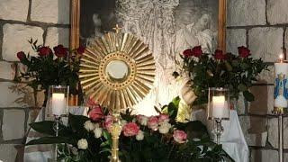 Nabożeństwo Ròżańcowe,godz.20.15-Santo Rosario-Florencja 12.10.2021