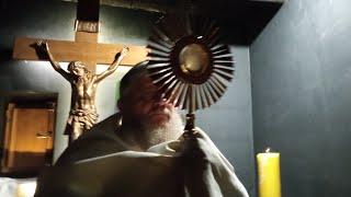 Nabożeństwo z modlitwą o uzdrowienie,godz.19.00-Adorazione Eucaristica con la preghiera di guarigione e liberazione-Florencja 22.10.2021