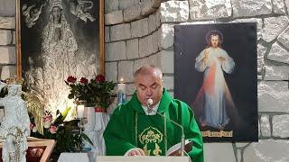 Transmisja Mszy Świętej,godz.19.30-Florencja 8.10.2021