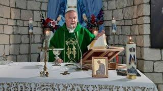 Transmisja Mszy Świętej, godz.11.00-XXVIII Niedziela Zwykła,Florencja 10.10.2021