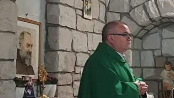 Transmisja Mszy Świętej,godz.19.30-XXVIII Niedziela Zwykła,10.10.2021