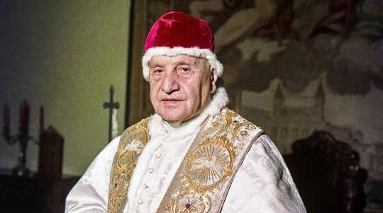 Święty Jan XXIII, papież (11.10.2021)