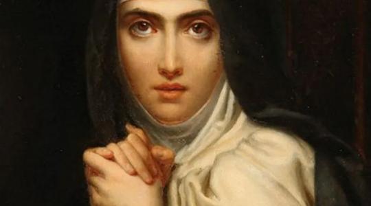 Święta Teresa od Jezusa, dziewica i doktor Kościoła (15.10.2021)
