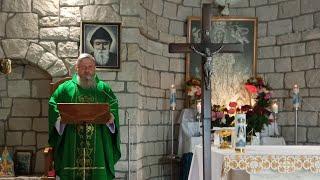 La Santa Messa ore 18.30-XXIX Domenica del Tempo Ordinario,Florencja 17.10.2021