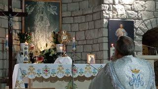 Nabożeństwo Różańcowe,godz.20.15-Santo Rosario-Florencja 18.10.2021