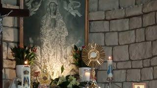 Nabożeństwo Różańcowe,godz.20.15-Santo Rosario-Florencja 19.10.2021