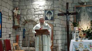 Transmisja Mszy Świętej,godz.19.30-Florencja 20.10.2021