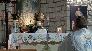 Nabożeństwo Różańcowe,20.15-Santo Rosario-Florencja 20.10.2021