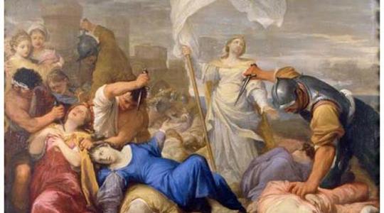 Święta Urszula, dziewica i męczennica (21.10.2021)