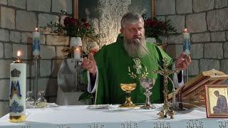 Transmisja Mszy Świętej godz.19.30-Florencja 21.10.2021
