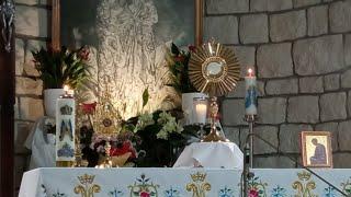 Nabożeństwo Różańcowe,20.15-Santo Rosario-Florencja 21.10.2021