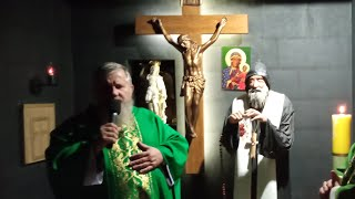 Koronka do Bożego Miłosierdzia-Coroncina della Divina Misericordia-Florencja 22.10.2021