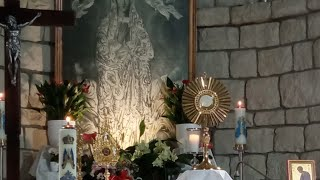 Nabożeństwo Różańcowe-Santo Rosario-Florencja 26.10.2021